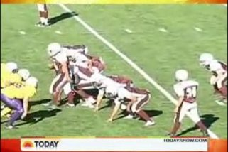 Video: Middle School QB Defies Football Playbook for Touchdown